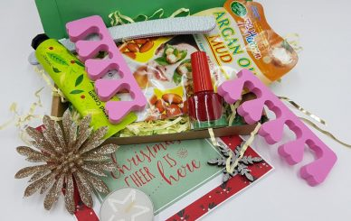 Letterbox - Pamper Her Letterbox - For Her - For Kids -Christmas - Thank you - Well Done - Leaving - Stay safe - vegetarian